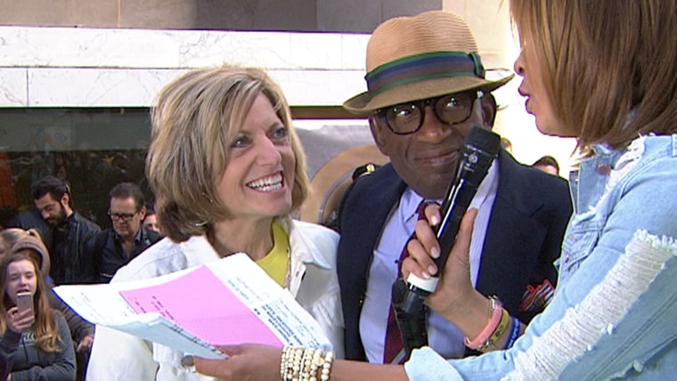 Mom inspired by Al Roker loses 165 lbs.