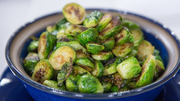Sheinelle's Brussel Sprouts