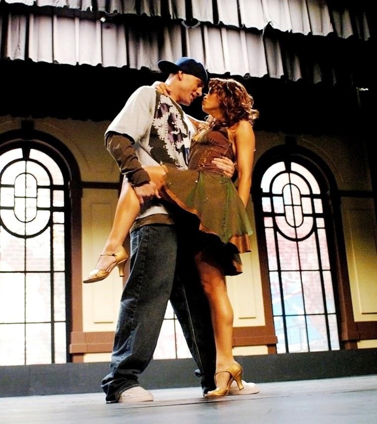 STEP UP, Channing Tatum, Jenna Dewan, 2006