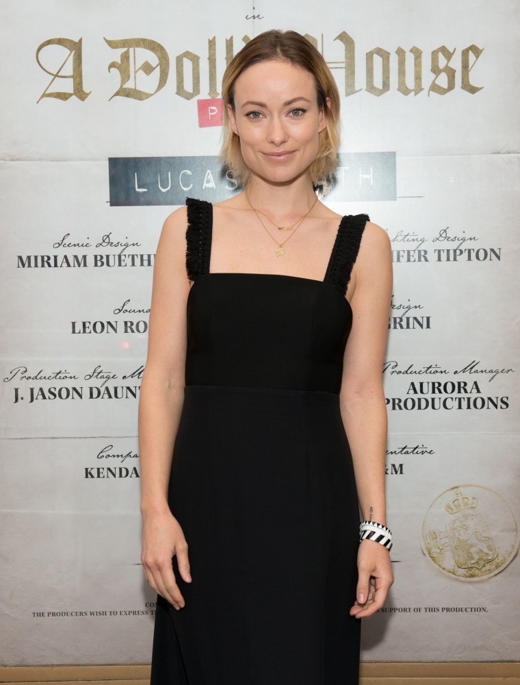 """Opening Night on Broadway of Lucas Hnath's """"A Doll's House, Part 2"""" Starring Laurie Metcalf And Chris Cooper"""
