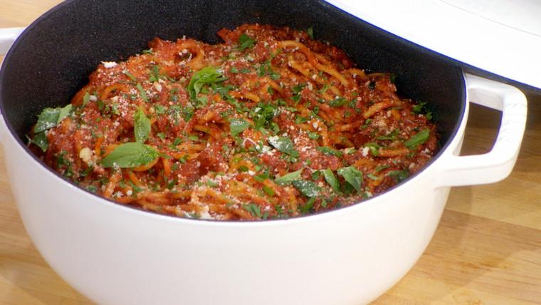 Magical One-Pot Spaghetti