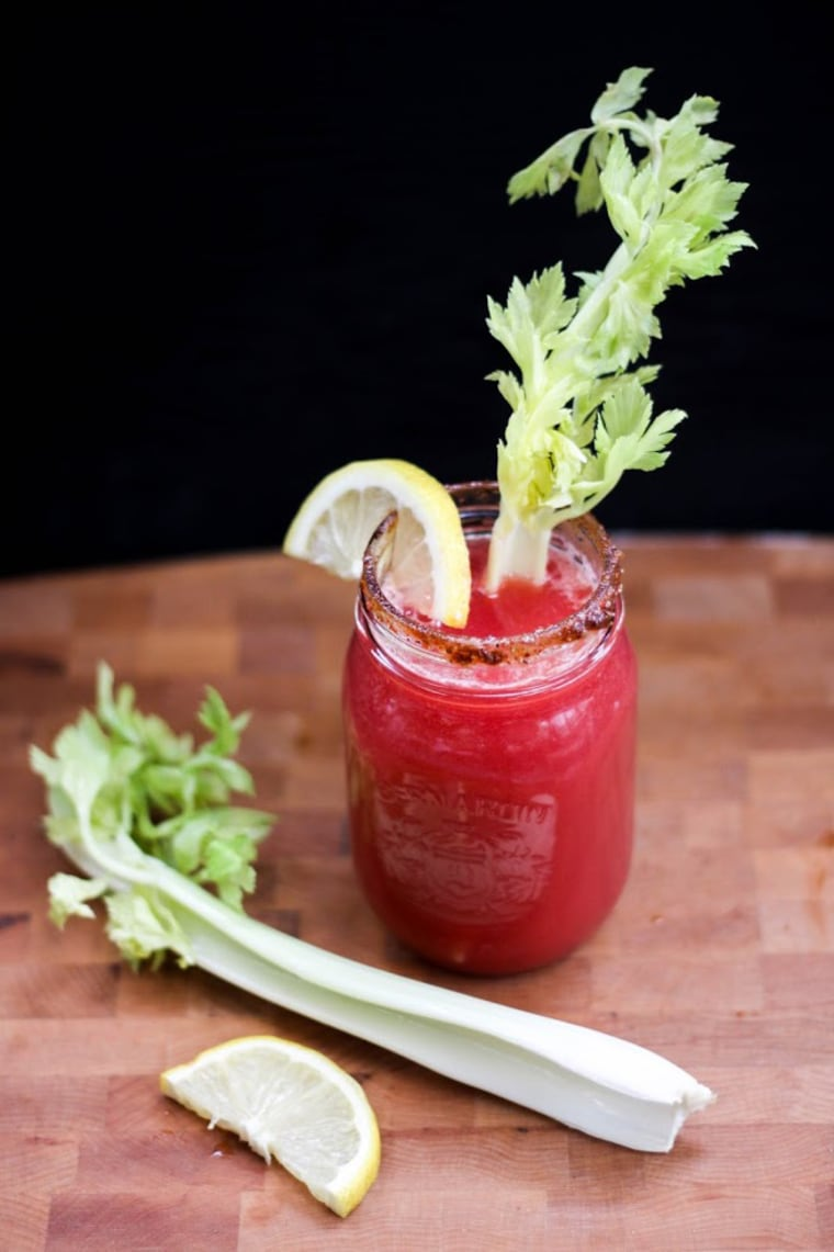 Image: Raw Vegan Bloody Mary