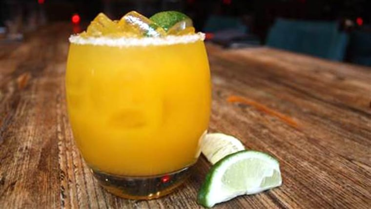 Image: Three-Ingredient Mango Margarita