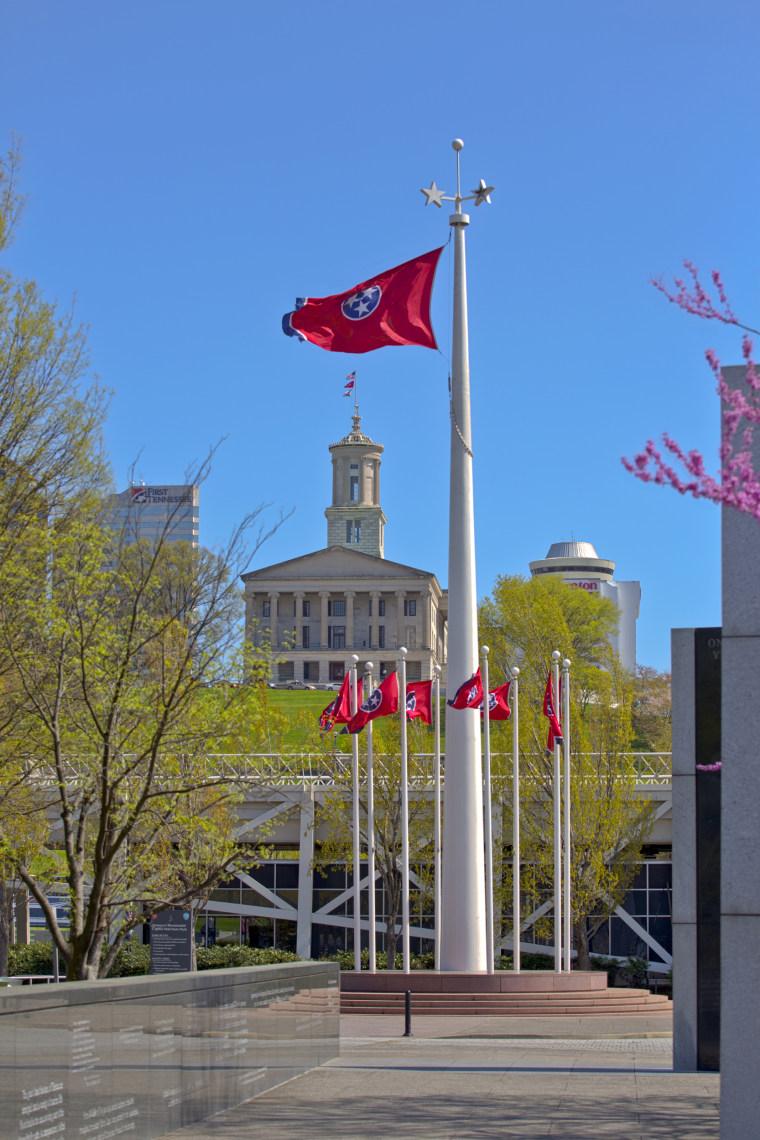 Image: Bicentennial Mall State Park, Nashville, TN