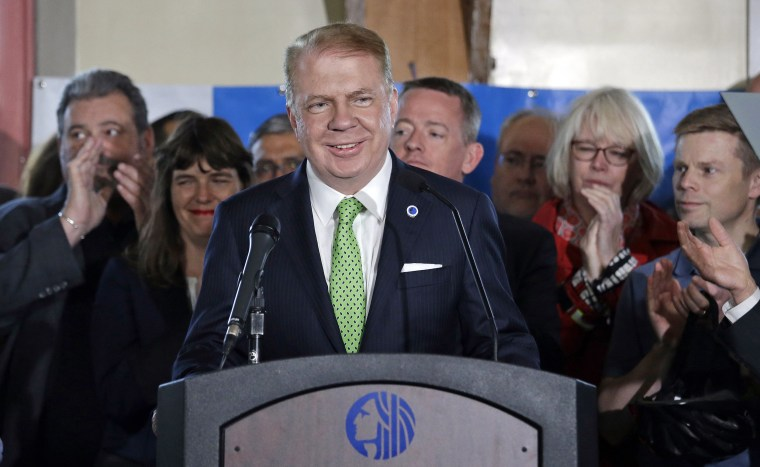 Seattle Mayor Ed Murray Drops Re-Election Bid Amid Teen Sex Abuse Claims