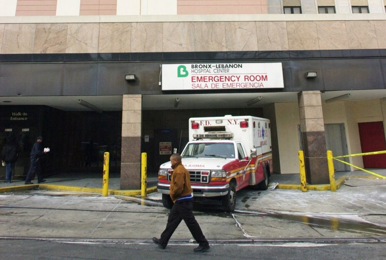 Image: The Bronx-Lebanon Hospital Center