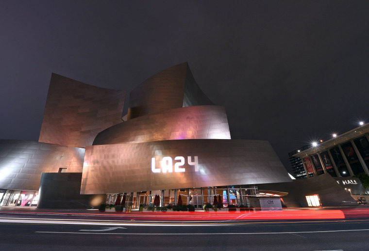 Image: IOC Evaluation Commission & LA 2024 Tour Los Angeles