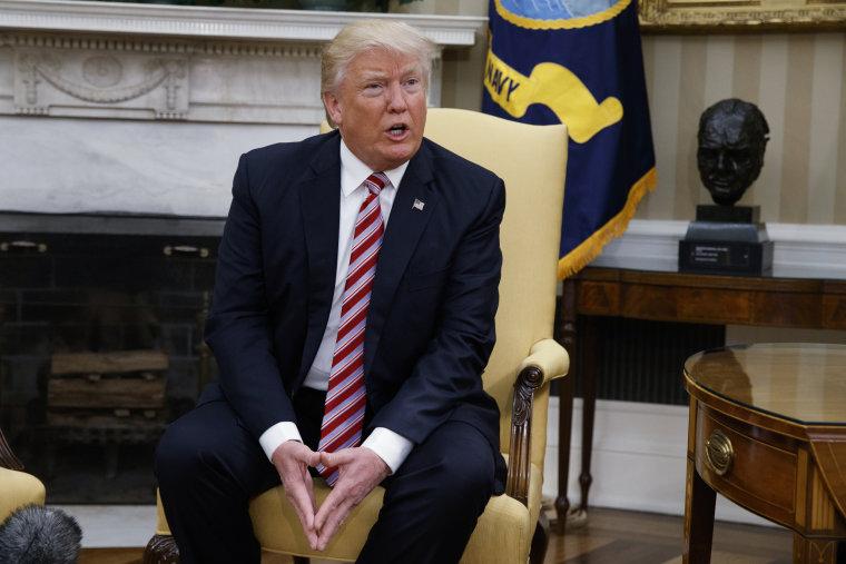 Image: Donald Trump, Henry Kissinger