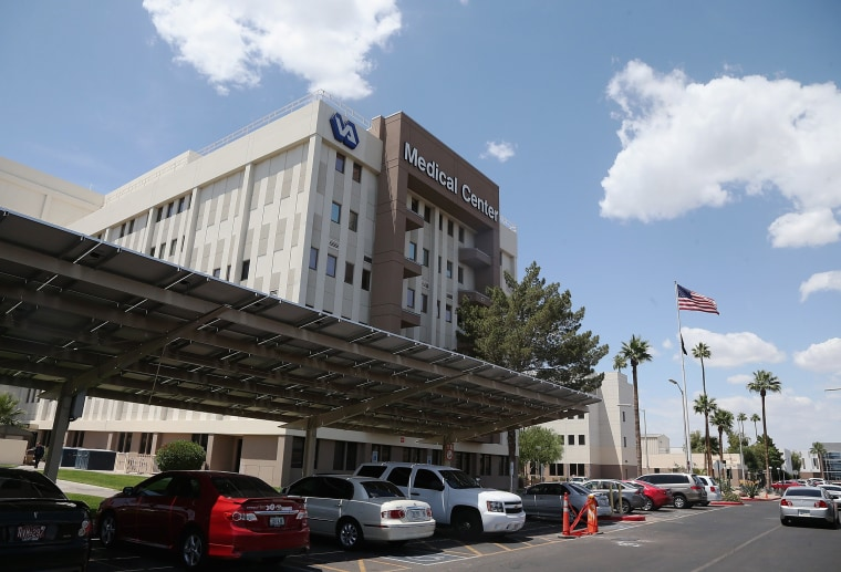 Image: Veterans Affairs Medical Center in Phoenix