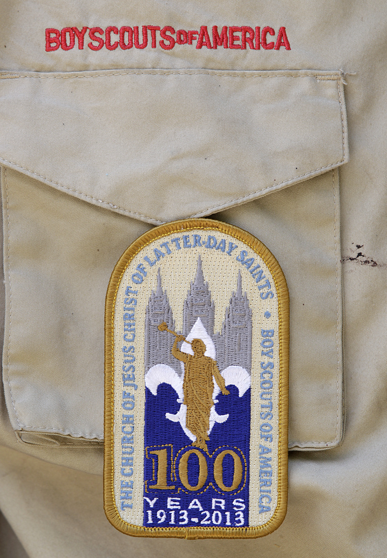 Image: Mormon Church Considers Pulling Out Of Boy Scouts Over Their Decision To Allow Gay Leaders