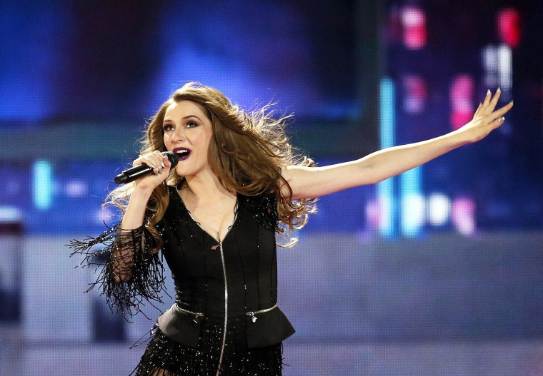 Image: Second Semi Final - 62nd Eurovision Song Contest