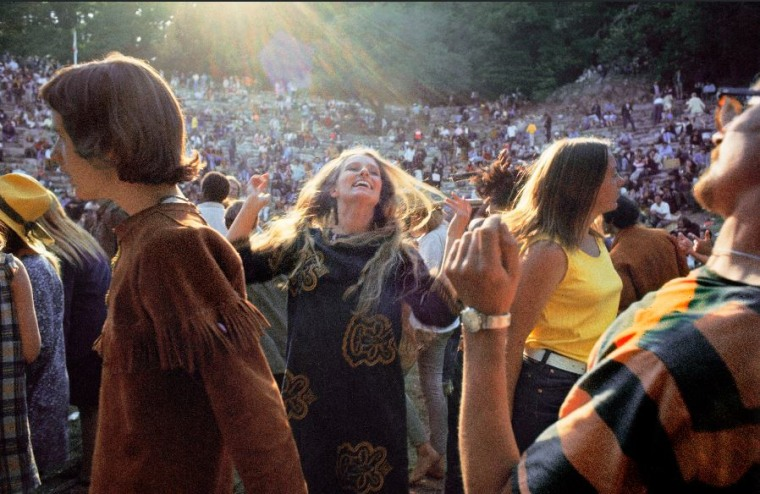 Fantasy Fair, Mill Valley, 1967. To be featured in On the Road to the Summer of Love, on view at the California Historical Society.