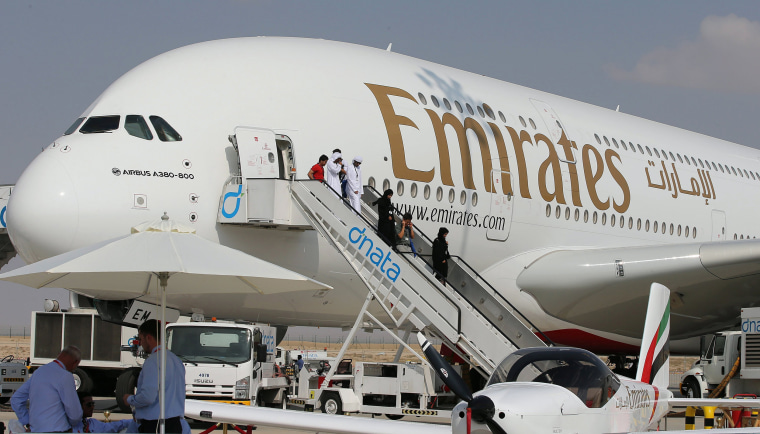 Image: Emirates 2016-2017 results