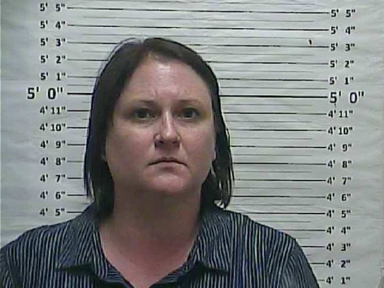 Image: Mugshot of Wendi Wright