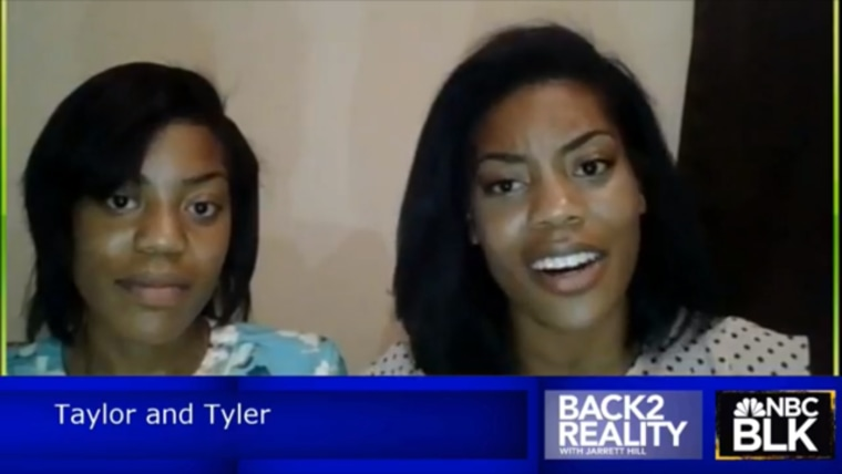 Image: Back2Reality-Taylor and Tyler 5-11-17