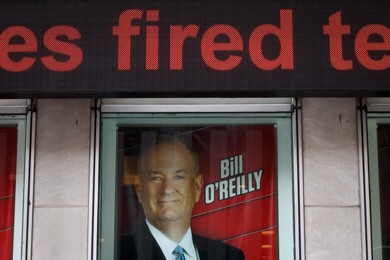 Image: Bill O'Reilly was fired April 19.