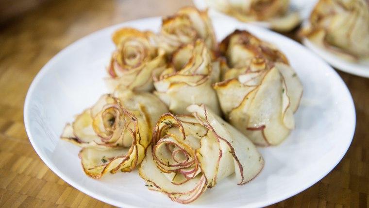 Annette Zito's Potato Roses