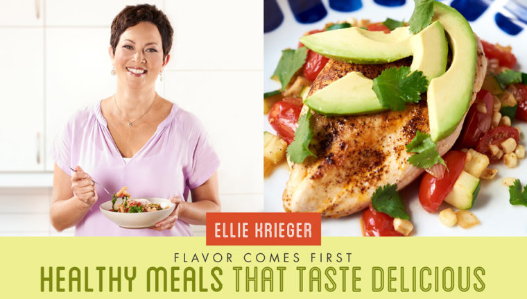 Craftsy cooking class with Ellie Krieger