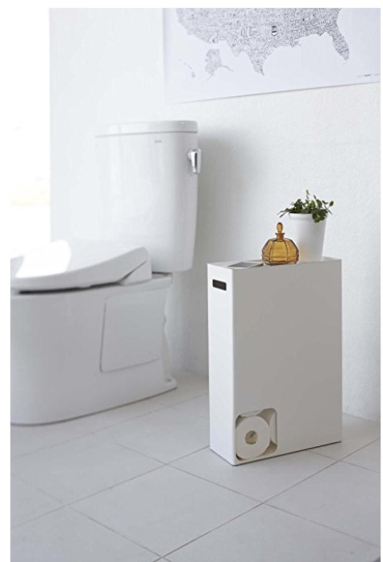 Toilet Paper Stocker