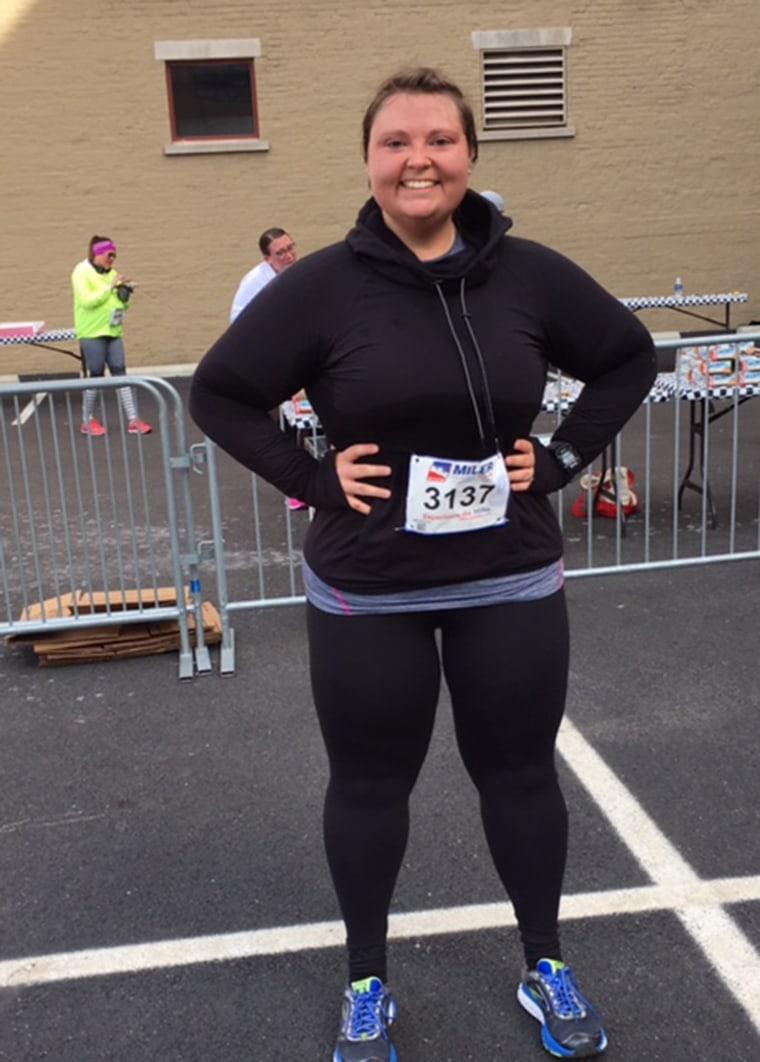 LeAnne Manuel lost 165 pounds