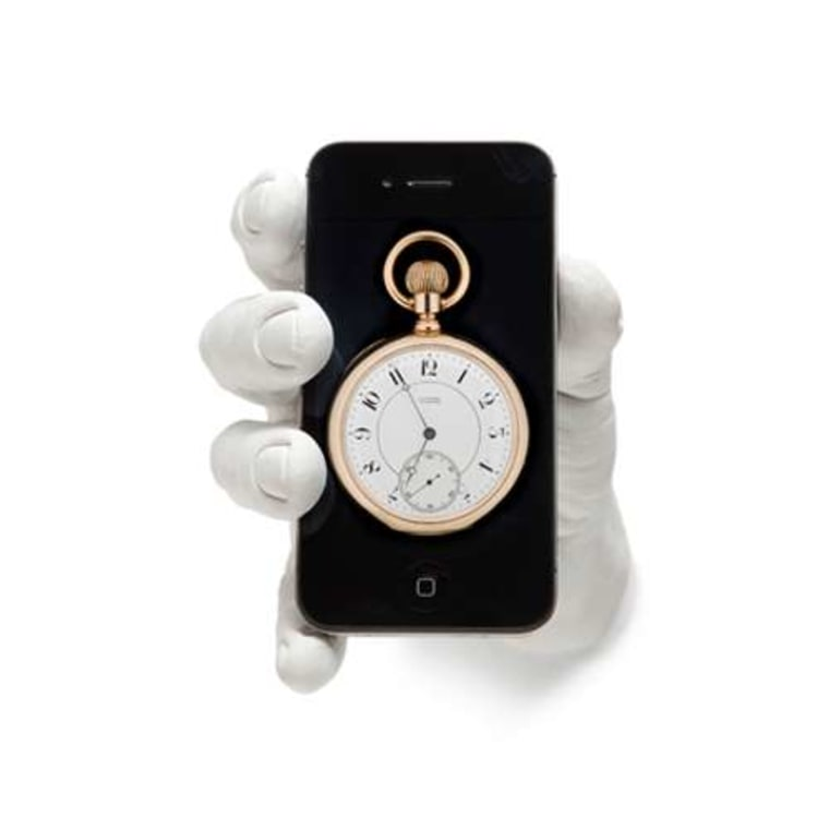 Hand Dock for iPhone