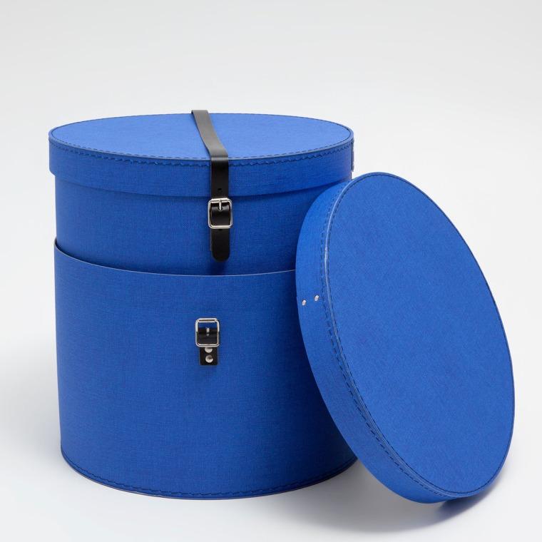 Blue Strap Box