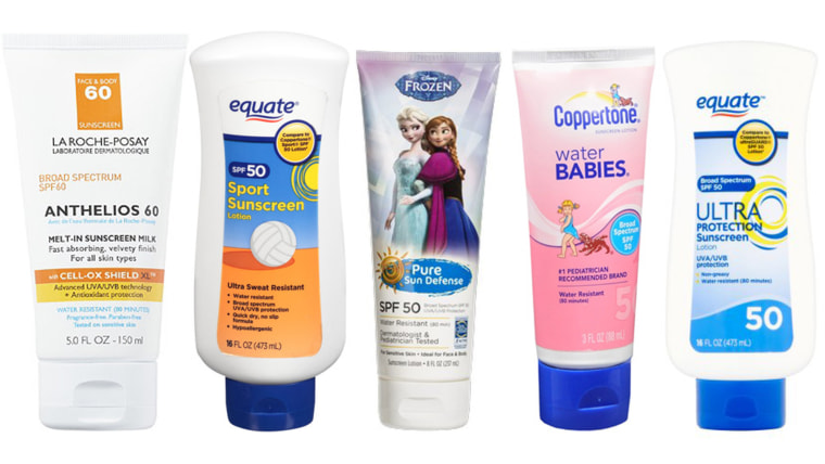 Consumer Reports Reveals Best Sunscreens To Buy Now
