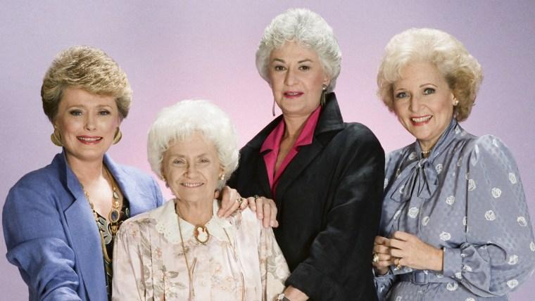 Image: The Golden Girls