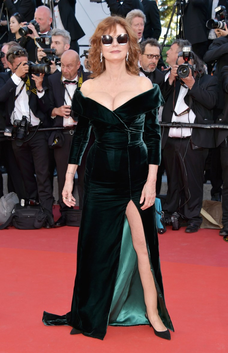 """Image: """"Ismael's Ghosts (Les Fantomes d'Ismael)"""" & Opening Gala Red Carpet Arrivals - The 70th Annual Cannes Film Festival"""