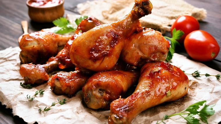 Mango BBQ Chicken