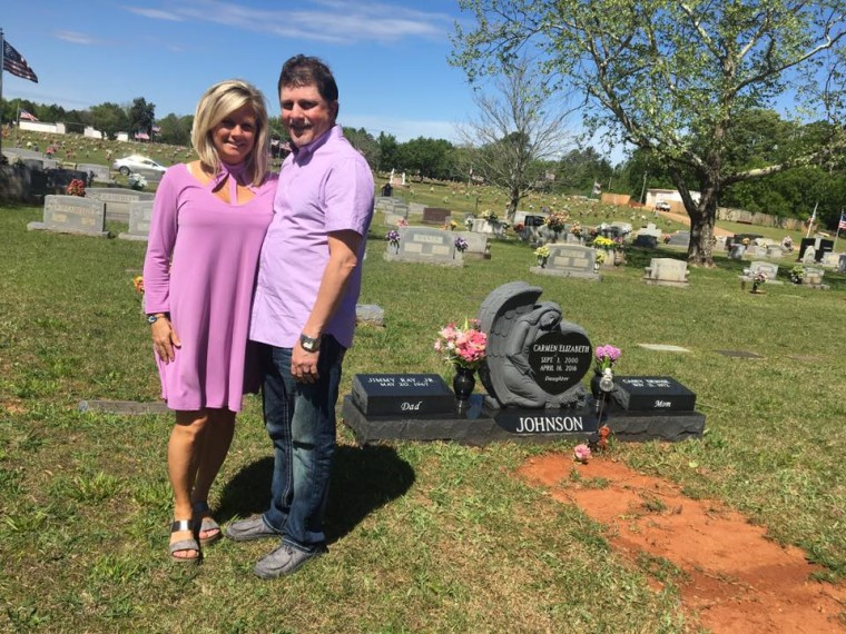 Jimmy and Casey Johnson lost their daughter, Carmen, a year ago because of electric shock drowning. The family continues to raise awareness of it so other families can avoid similar tragedies.