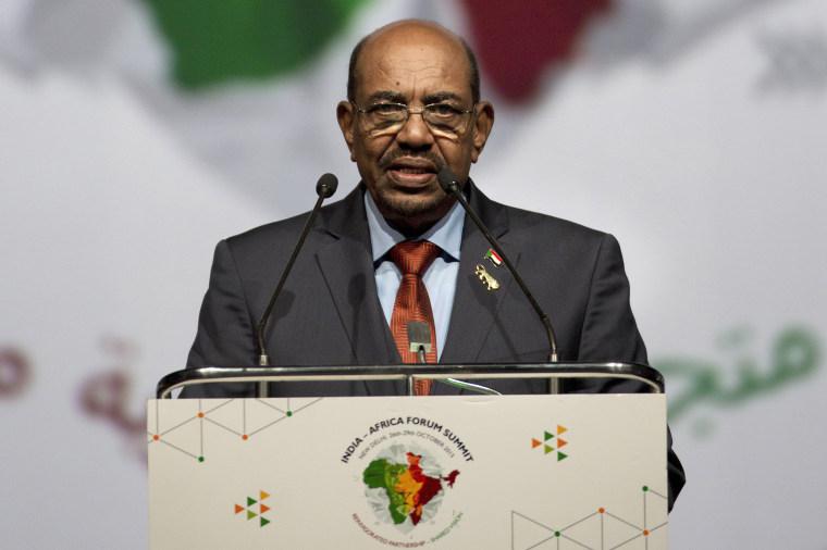 Image: Omar al-Bashir
