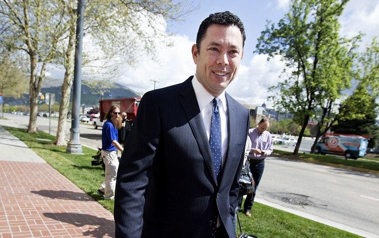 Image: Rep. Jason Chaffetz, R-Utah