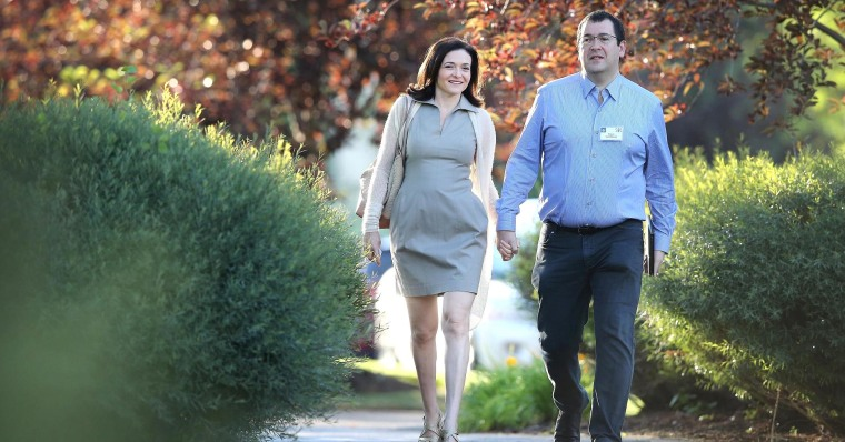 Facebook Exec Sheryl Sandberg: 'Marry the Nerds'