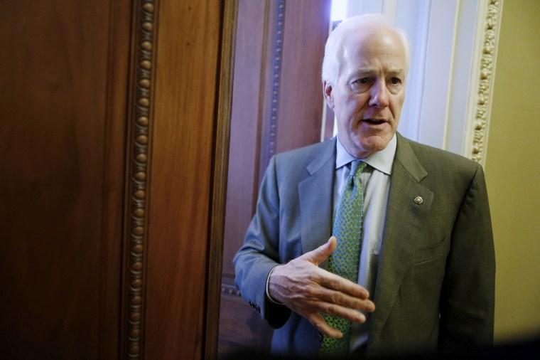 Image: Senator John Cornyn