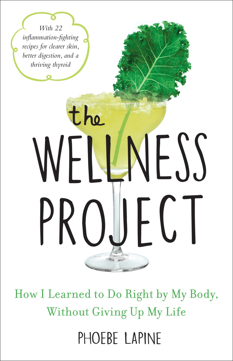 Image: The Wellness Project by Phoebe Lapine