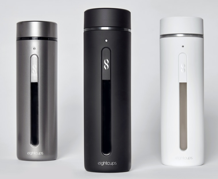 Image: Eightcups smart bottle