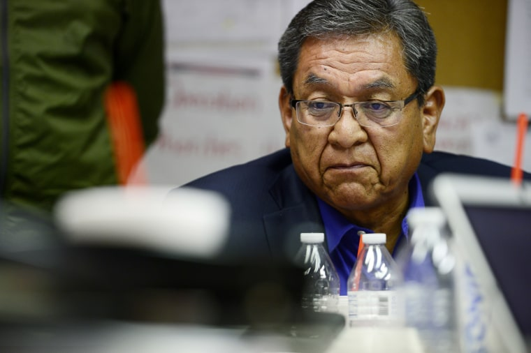 Image: San Juan River Contamination Worries The Navajo Nation