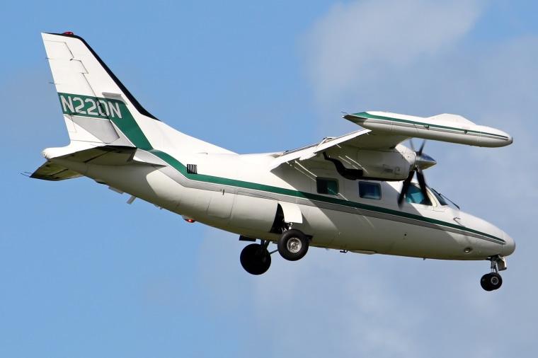 Image: Missing plane