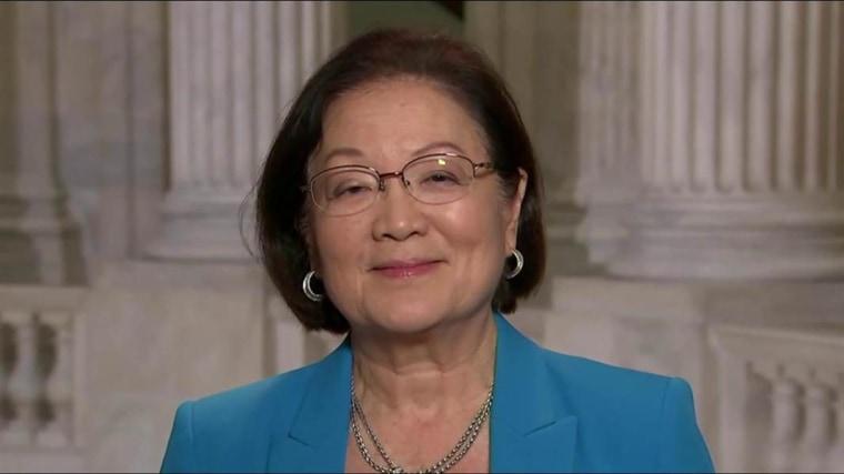 U.S. Sen. Mazie Hirono