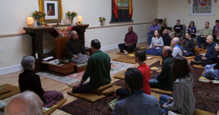 After nearly three decades without a permanent address, the Chenrezig Tibetan Buddhist Center of Philadelphia now has a home.