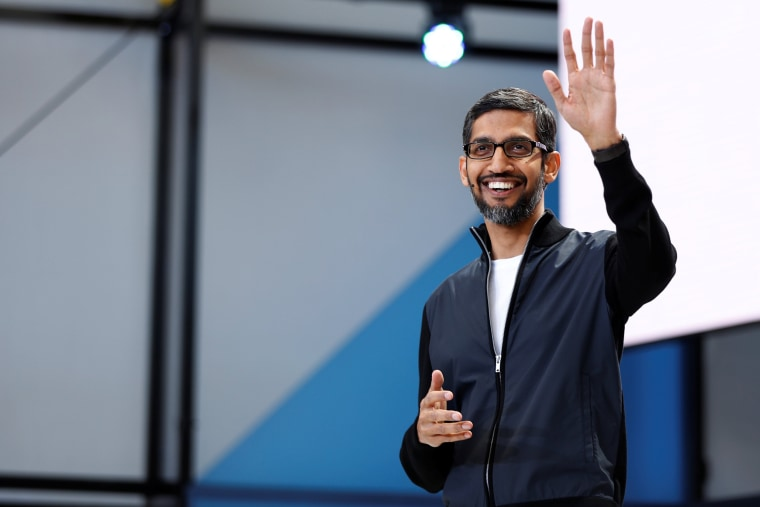Image: Alphabet's Google holds annual I/O developers conference in Mountain View, California