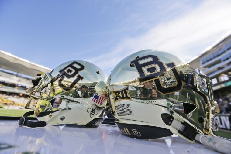 Another Suit Alleges Baylor Football Players Gang Raped
