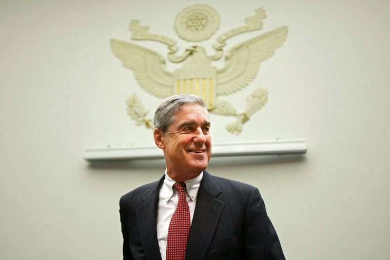 FBI Director Mueller Testifies At House Hearing On Oversight Of The FB
