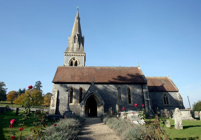 Image: St Mark's Church