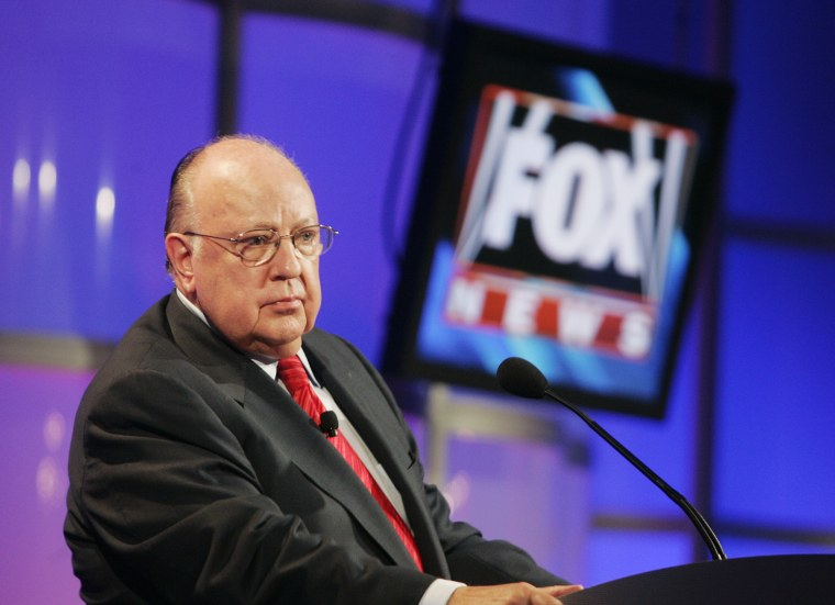 Image: Roger Ailes, chairman and CEO of Fox News