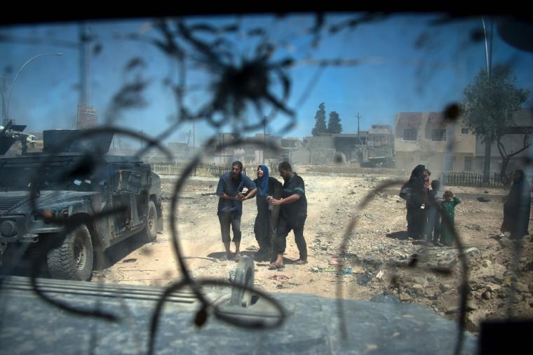 Image: TOPSHOT-IRAQ-CONFLICT