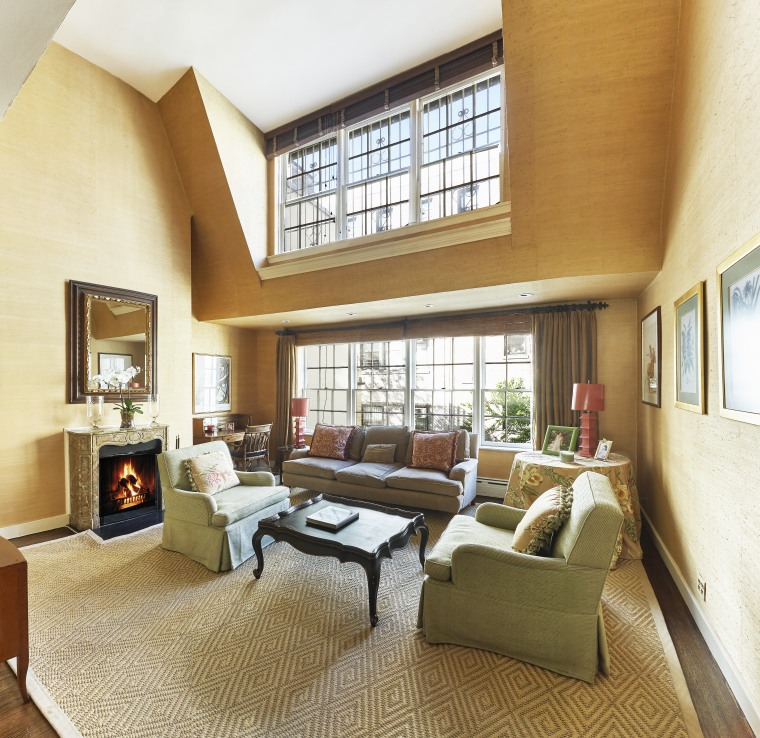 Robert Redford NYC apartment