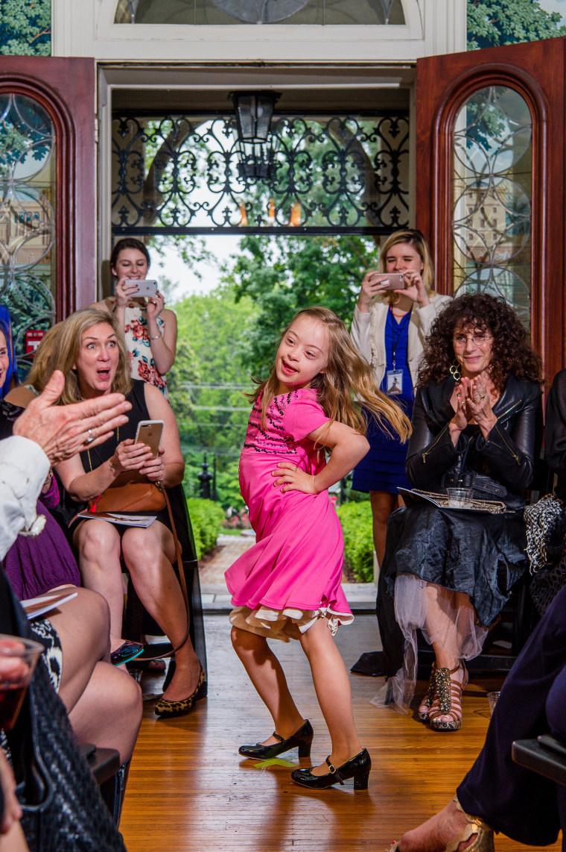 Gigi's Playhouse, fashion show, Down syndrome, O'More College of Design