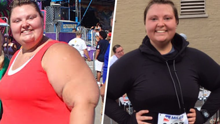 LeAnne Manuel lost 165 pounds.